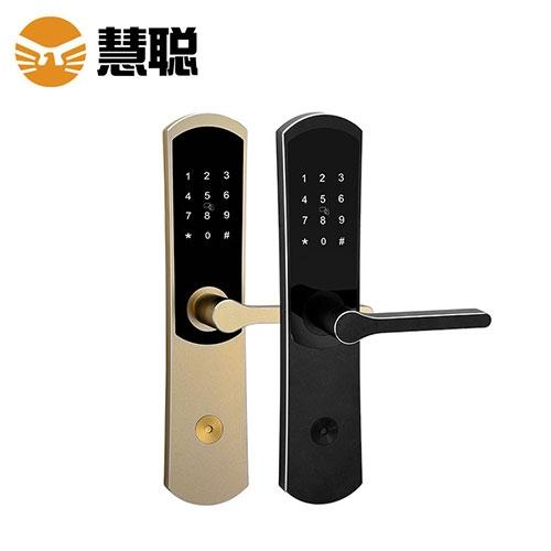 HC-0170密码锁手机APP蓝牙开锁公寓锁智能门锁电子防盗