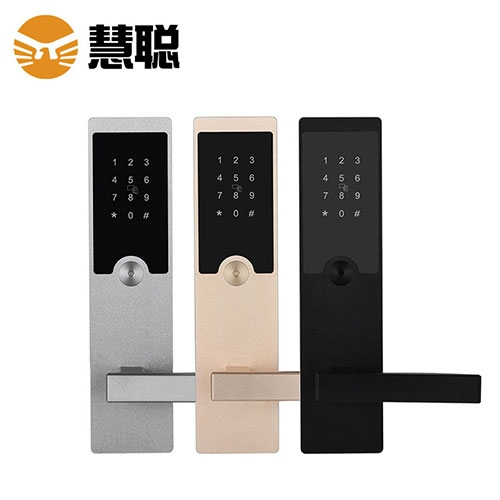 HC-0171 密码锁 手机APP 蓝牙开锁 公寓锁 智能门锁 电子防盗